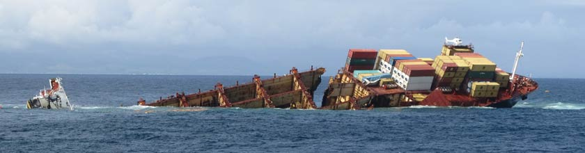 Tunisian maritime lawyers expert in salvage and wreck removal