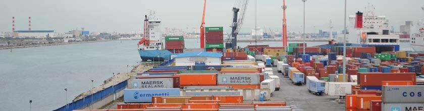 Marine law solicitors in port of la Goulette in Tunisia