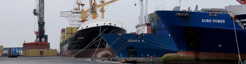 Marine law solicitors in port of Zarzis Tunisia