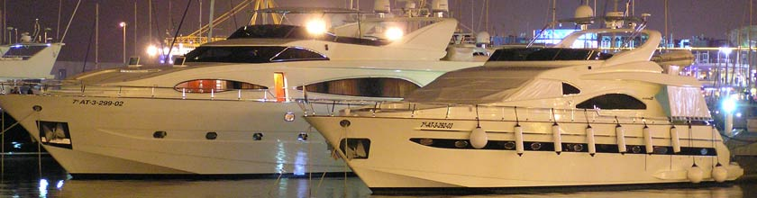 Yacht legal services Tunisian yachting lawyers